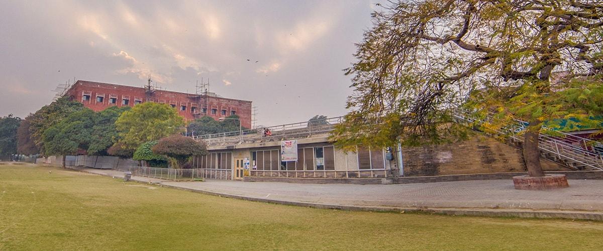 Campus & Facilities