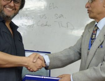 IGO Organizes Workshop on Internet Governance for Faculty of Intermediate and Light of Hope School