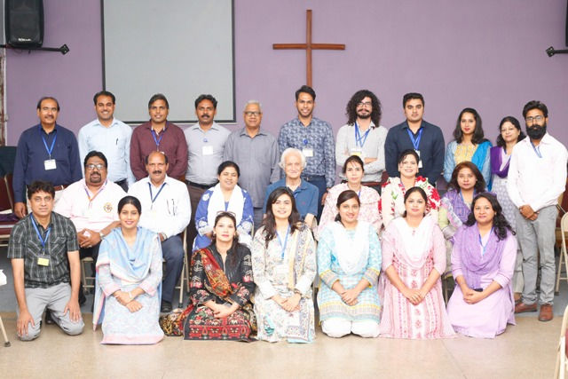 Seminar Held on 'Fatherhood Of God' for Faculty