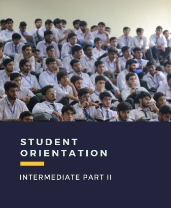 2nd Year Students' Orientation Organized by Vice Rector Office (Intermediate)