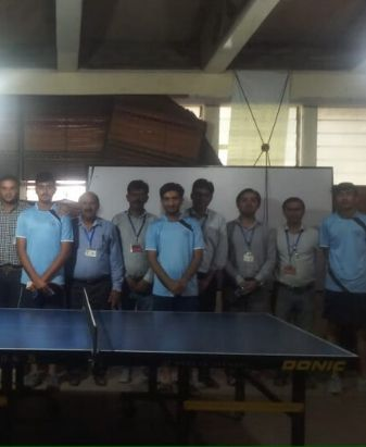Sports Department Holds 1st Intermediate Intramural Table Tennis Championship