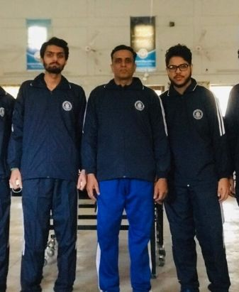 FCCU Secures Third place in Lahore Board Inter-Collegiate Table Tennis Championship 2019-20