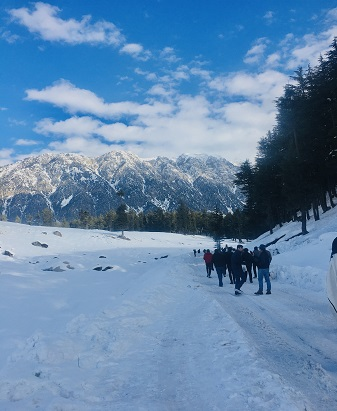 Dept of History & PK Studies Organizes Trip to Swat Valley