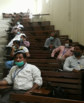 College Chief Proctor Office Organizes an Orientation Session for College Proctors